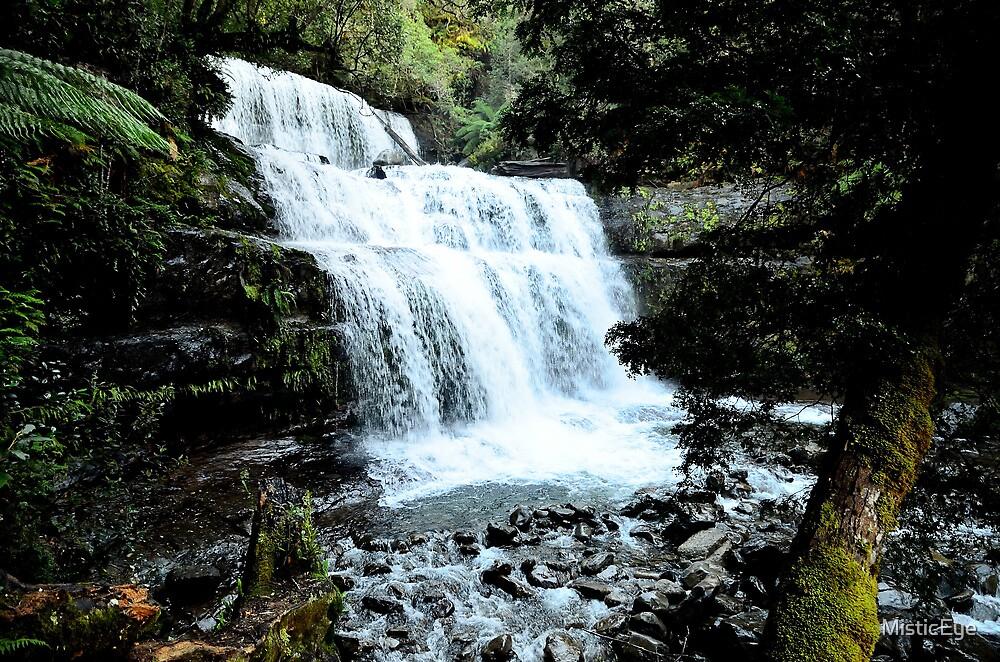 Liffy Falls near Deloraine Tasmania by MisticEye