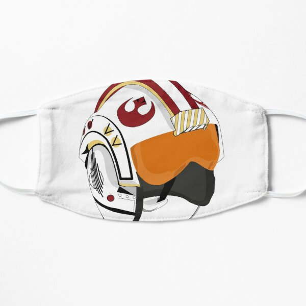 PL-1 Red Squadron  Flat Mask