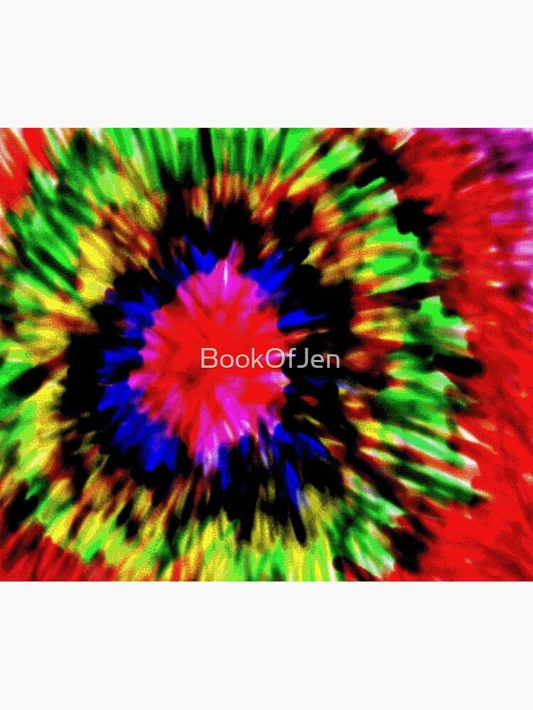Tie-Dye by Jen Thorpe by BookOfJen