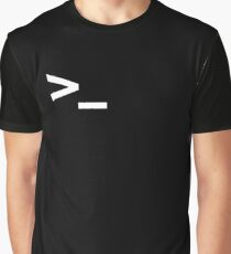 TERMINAL Graphic T-Shirt