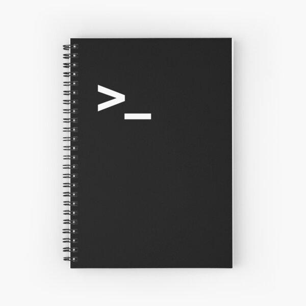 TERMINAL Spiral Notebook