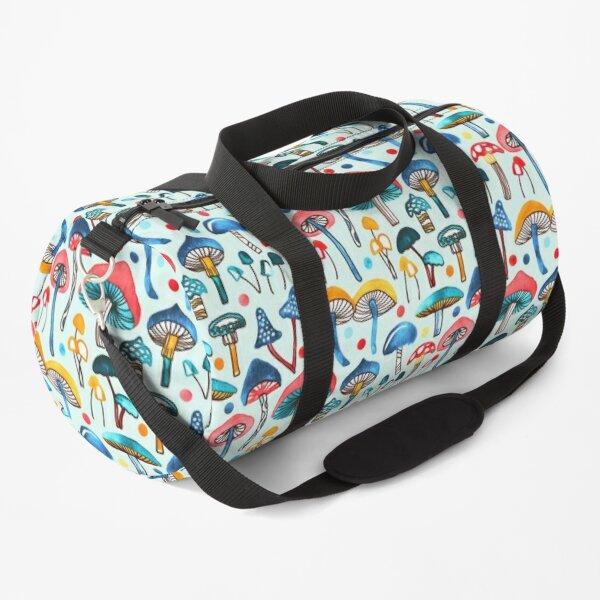 Alice's Mushrooms  Duffle Bag