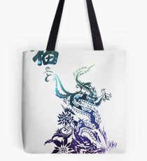 dragon luck Tote Bag