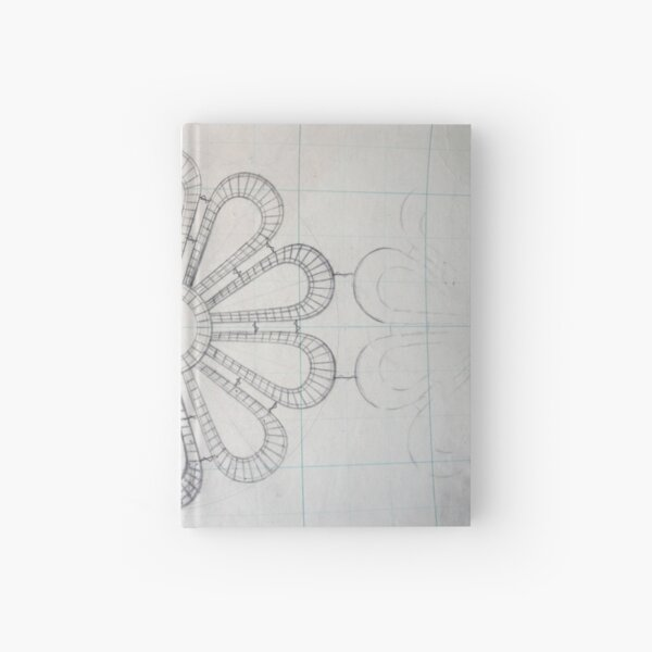 Nottingham Lace no1 Hardcover Journal