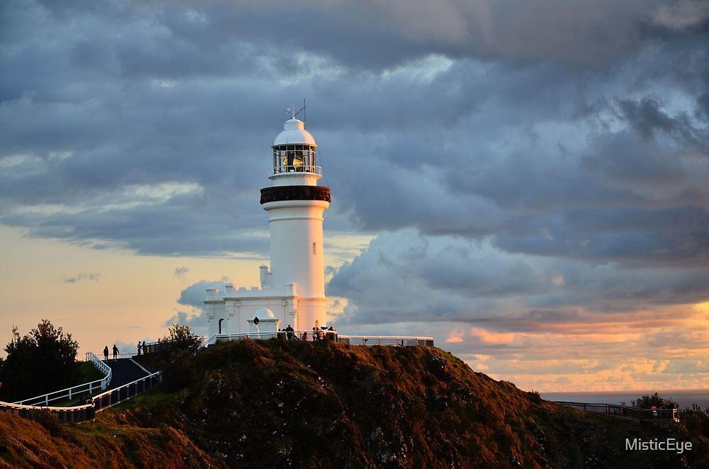 Byron Lighthouse by MisticEye