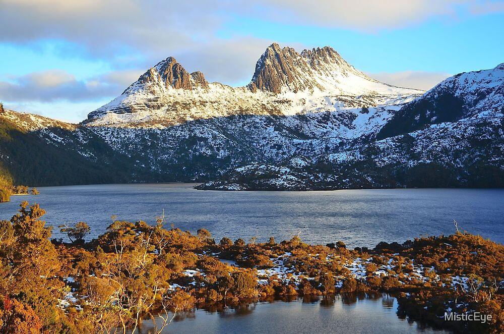 Cradle Mountain Tasmania by MisticEye