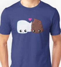 BFF's - Toilet Paper and Poop T-Shirt