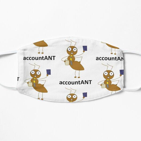 accountANT EY Flat Mask