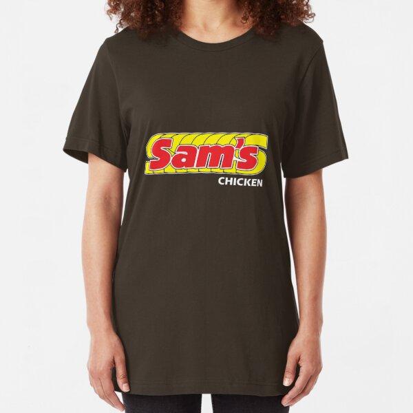 Sam's Chicken Slim Fit T-Shirt