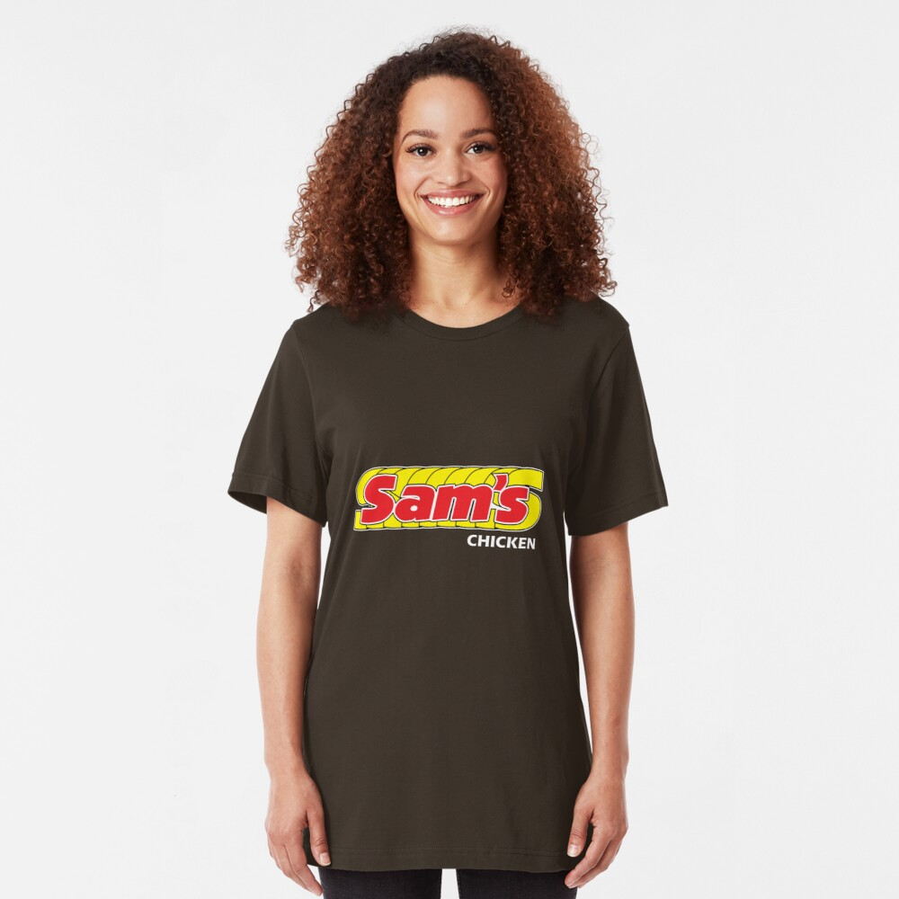 Sam's Chicken Slim Fit T-Shirt