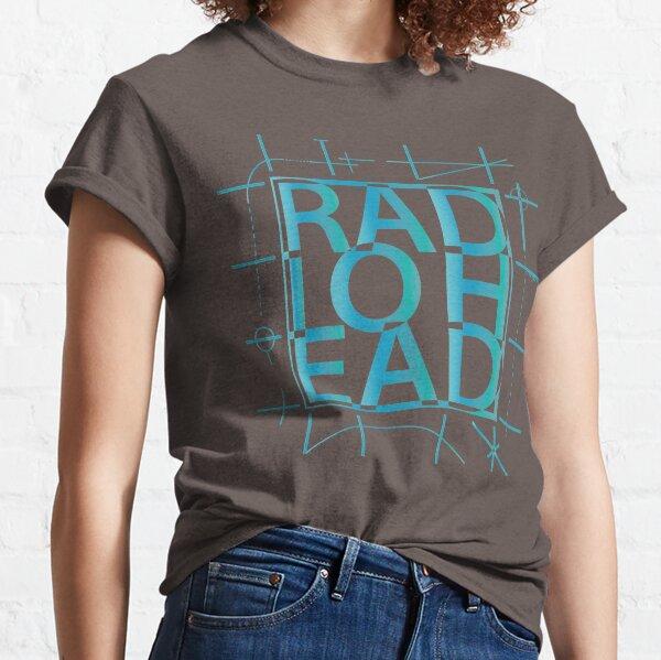 Radiohead Square Technical Drawing Classic T-Shirt