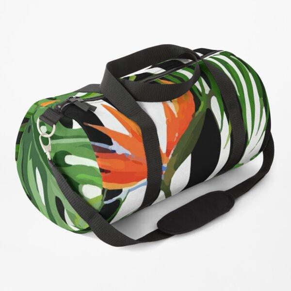 Exotic background Duffle Bag