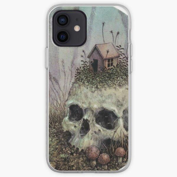 Little Forest Spirits  iPhone Soft Case