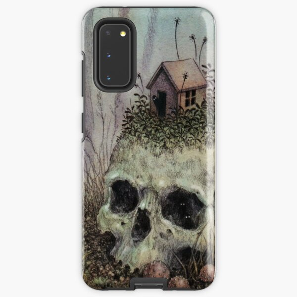 Little Forest Spirits  Samsung Galaxy Tough Case