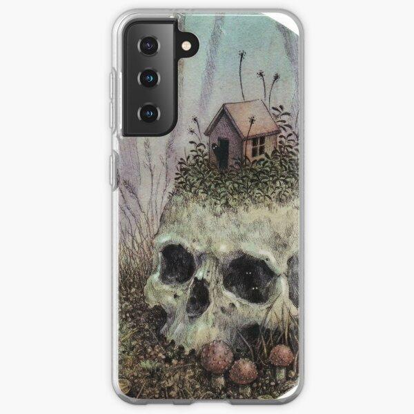 Little Forest Spirits  Samsung Galaxy Soft Case