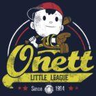 Onett little league by TeeKetch