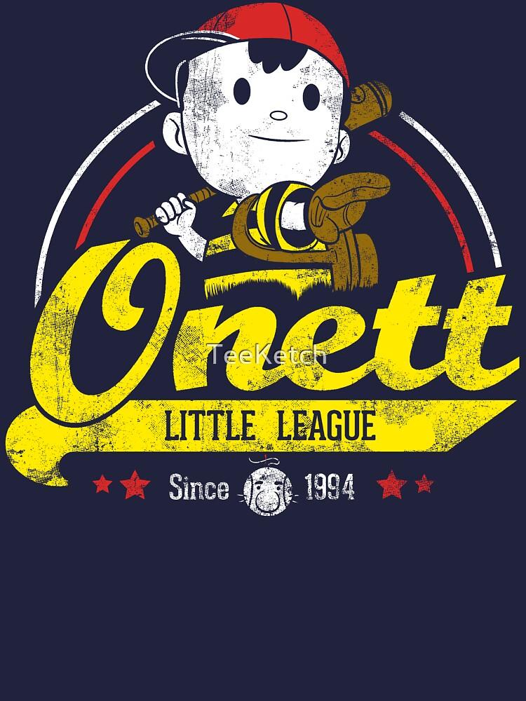 Onett liga pequeña de TeeKetch