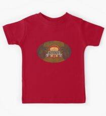 OATMEAL BEER LABEL Kids Clothes