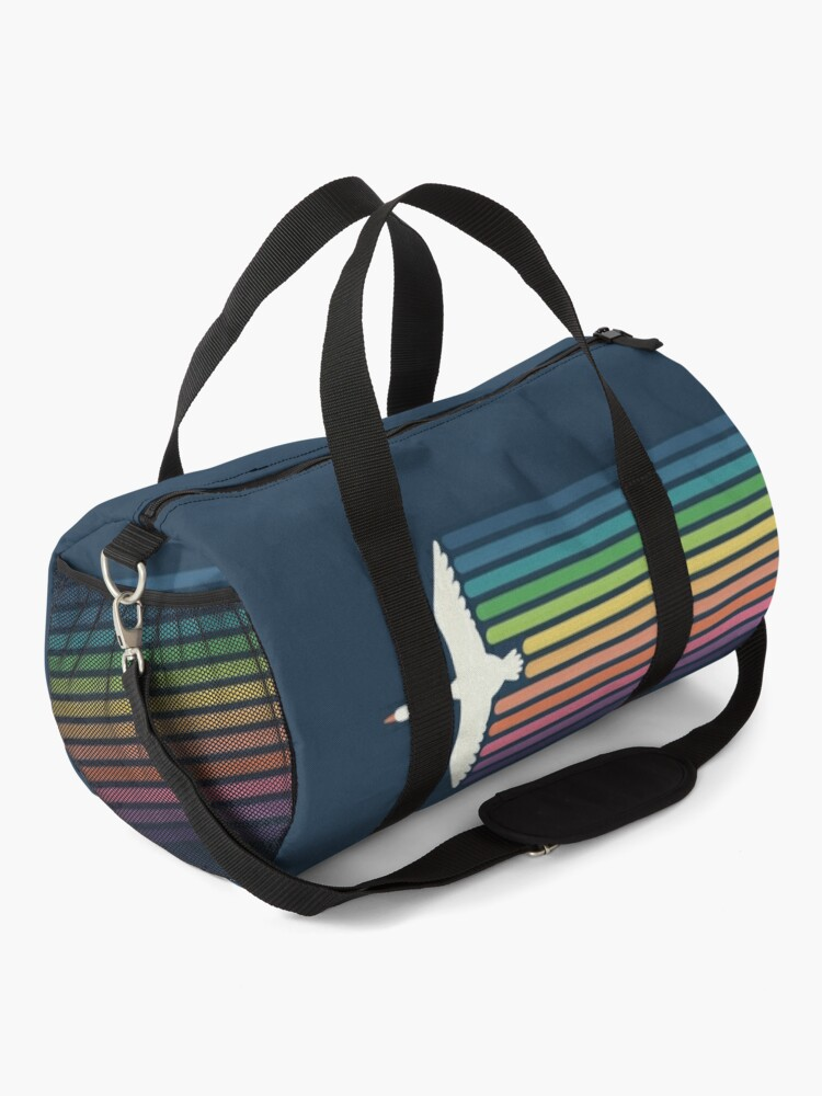 Alternate view of The Sky Is Not The Limit Duffle Bag