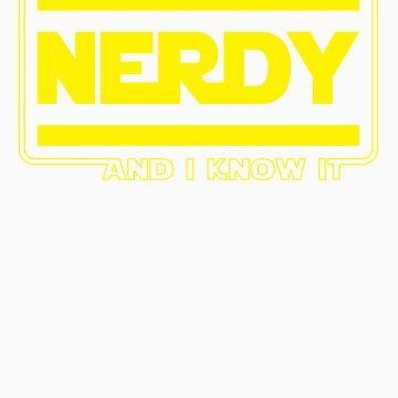 Im Nerdy and i know it by TwixDpixels