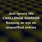 Challenge Marker by DesignsbyApril