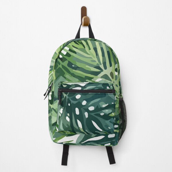 Jungle and garden Backpack
