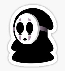 Shy Ghost Sticker