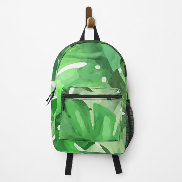 Jungle garden Backpack