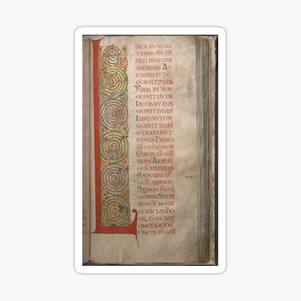 Codex Gigas Sticker