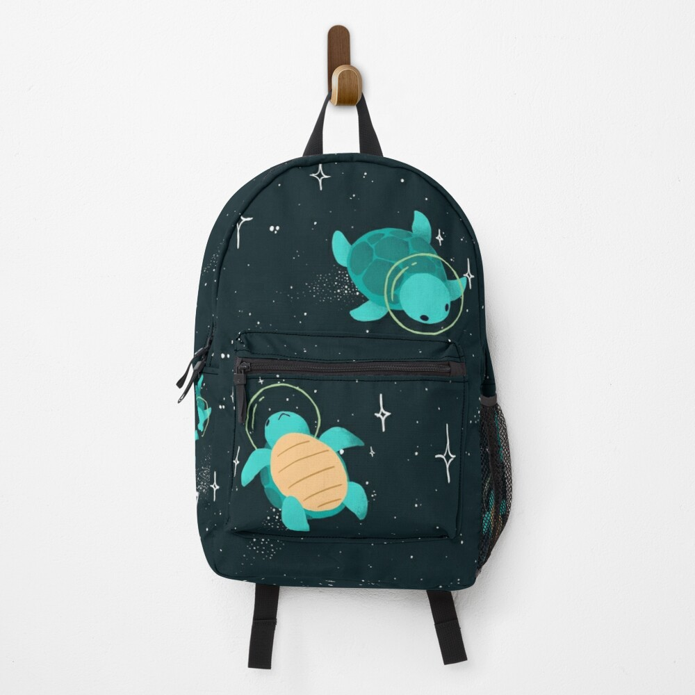 Space Turtles Backpack