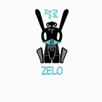 BAP - Zelo bunny by TotoroXkawaii