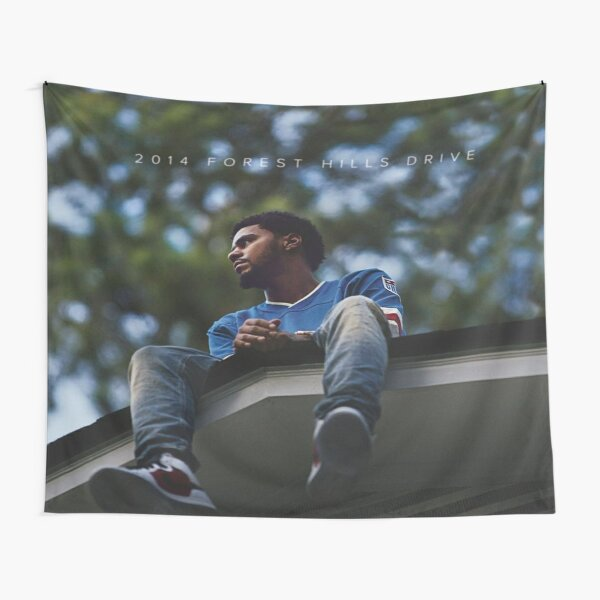 2014 Forest Hills Drive j cole Tapestry