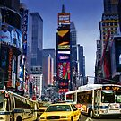 New York - Times Square by harietteh