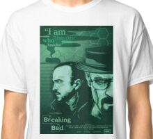 Breaking Bad Vector Artwork Classic T-Shirt