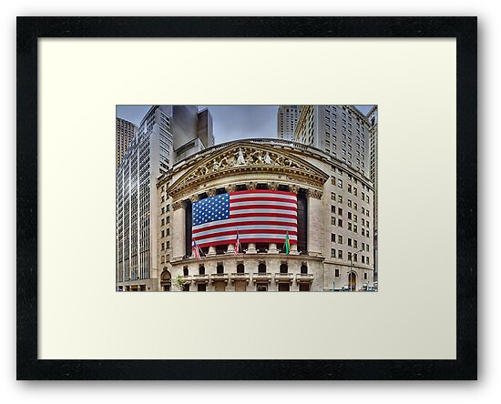 New York - Wallstreet by harietteh