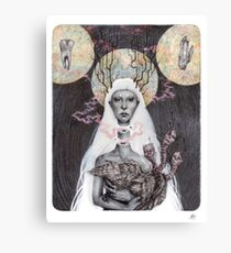 Magdalena  Canvas Print