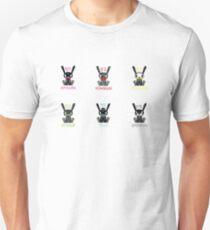 BAP - Bunnies   Unisex T-Shirt