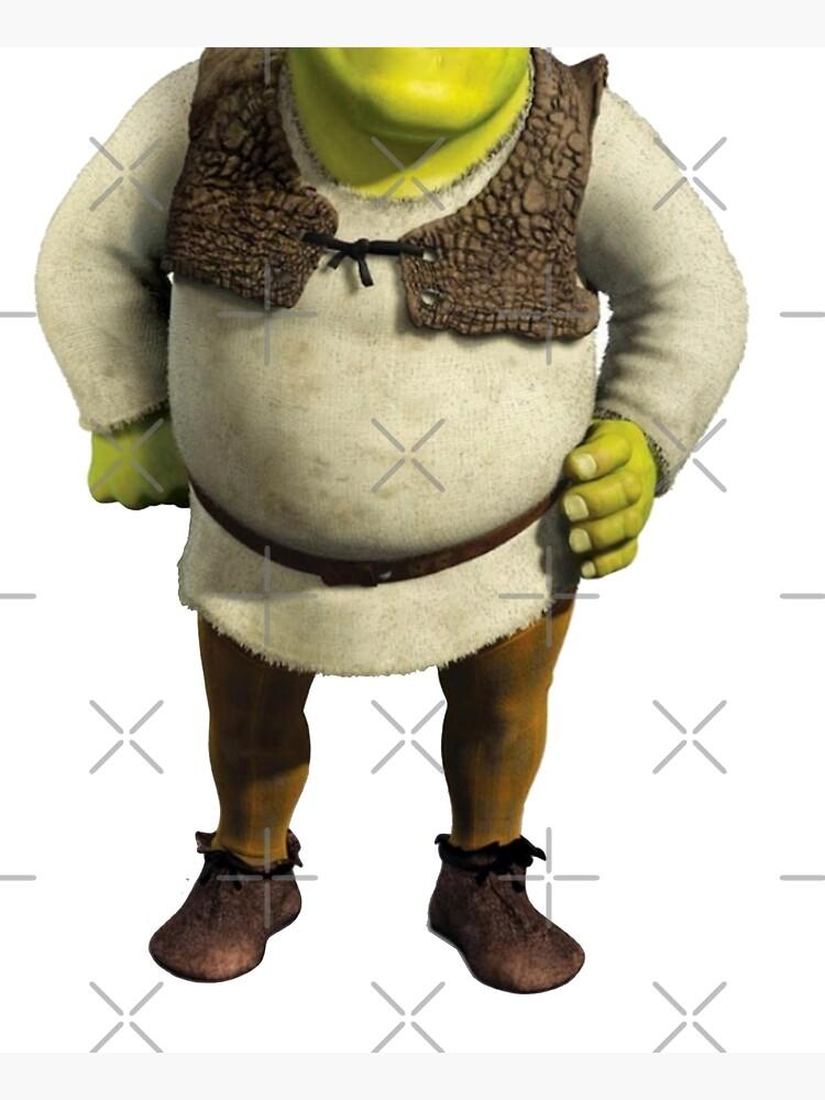 Shrek Apron by Sweet-Toffeedog