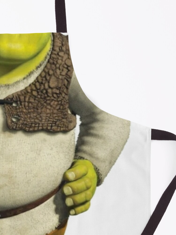Alternate view of Shrek Apron Apron