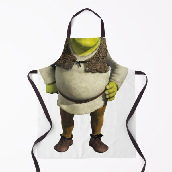 Tablier Shrek Tablier