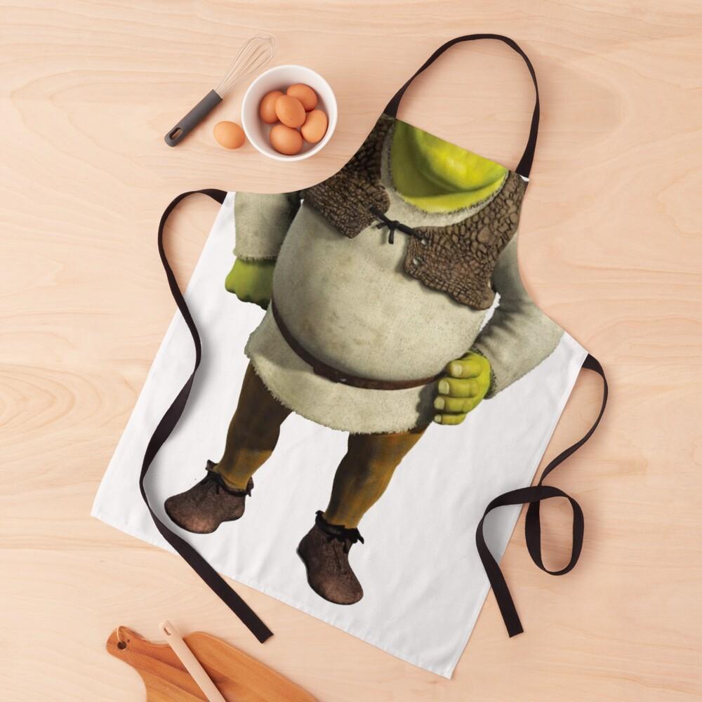 Shrek Apron Apron