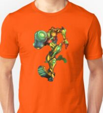 Nintendo: Samus Aran Unisex T-Shirt