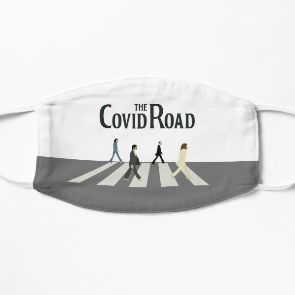 Covid Road, The Beatles Mask