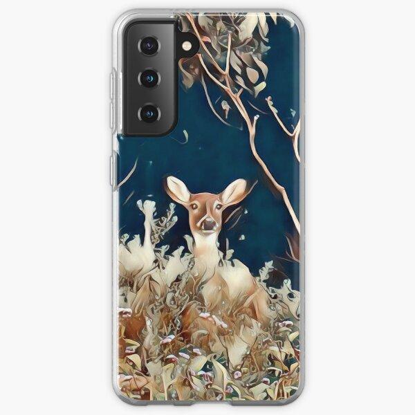 Woodland Friends Samsung Galaxy Soft Case