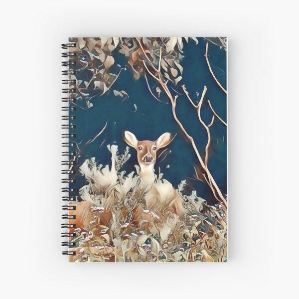 Woodland Friends Spiral Notebook