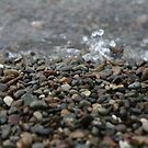 Pebbles in the Surf by Erin Flynn