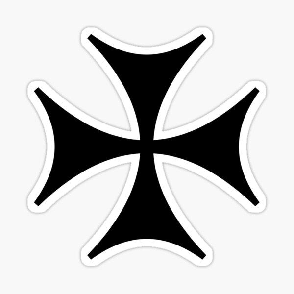Bolnisi cross, Maltese cross Sticker