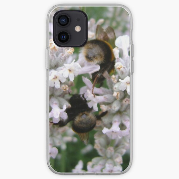 Bees Bottoms iPhone Soft Case
