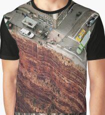 Dead End Street Graphic T-Shirt