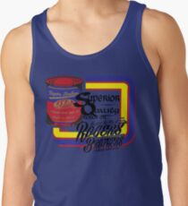 usa warriors motor oil by rogers bros Tank Top